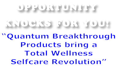 """Quantum Breakthrough 